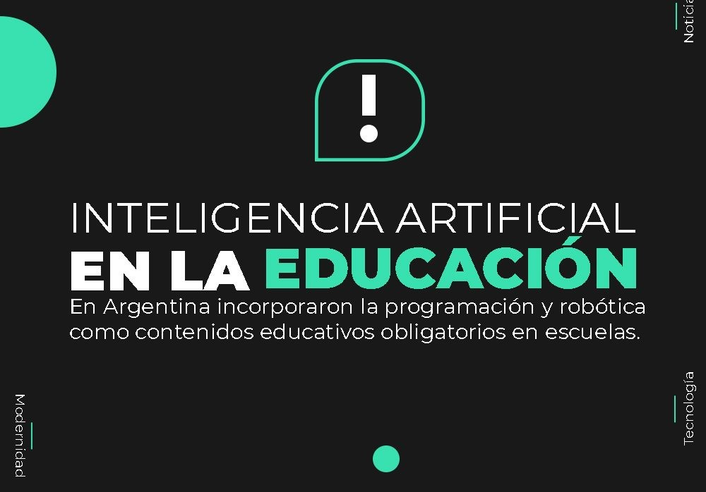 Inteligencia artificial en la educación